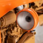 Fiat 18 tractor oranje-4894