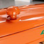 Fiat 18 tractor oranje-4895
