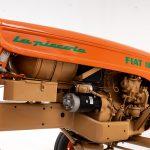 Fiat 18 tractor oranje-4902