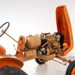 Fiat 18 tractor oranje-4903