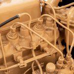 Fiat 18 tractor oranje-4904