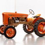 Fiat 18 tractor oranje-4912