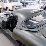 Jaguar E-Type grijs-4858