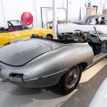 Jaguar E-Type grijs-4871