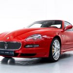 Maserati GranSport rood-