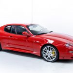 Maserati GranSport rood-7273