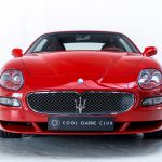 Maserati GranSport rood-7275