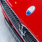 Maserati GranSport rood-7277