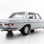 Mercedes 280 SEL grijs-4965