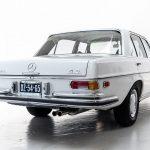 Mercedes 280 SEL grijs-4967