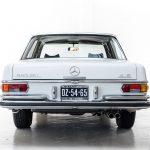 Mercedes 280 SEL grijs-4968