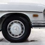 Mercedes 280 SEL grijs-4973