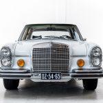Mercedes 280 SEL grijs-4980