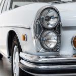 Mercedes 280 SEL grijs-4981