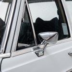 Mercedes 280 SEL grijs-4983