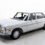 Mercedes 280 SEL grijs-4984
