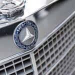 Mercedes 280 SEL grijs-4985