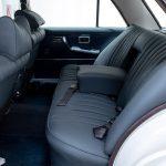 Mercedes 280 SEL grijs-4991