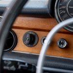 Mercedes 280 SEL grijs-5005