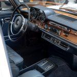 Mercedes 280 SEL grijs-5006