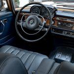 Mercedes 280 SEL grijs-5008