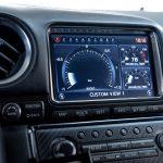 Nissan GTR zwart-7193