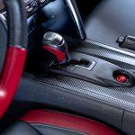 Nissan GTR zwart-7205