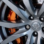 Nissan GTR zwart-7210