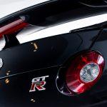 Nissan GTR zwart-7213