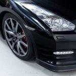 Nissan GTR zwart-7220