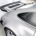 Porsche 930 Turbo zilvergrijs-4817