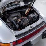Porsche 930 Turbo zilvergrijs-4828