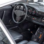 Porsche 930 Turbo zilvergrijs-4833