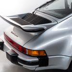 Porsche 930 Turbo zilvergrijs-4841