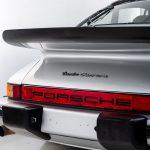 Porsche 930 Turbo zilvergrijs-4844