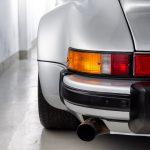 Porsche 930 Turbo zilvergrijs-4845
