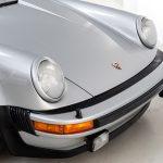 Porsche 930 Turbo zilvergrijs-4850