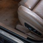 BMW 550i blauw-8149