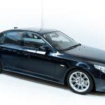 BMW 550i blauw-8169