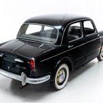 Fiat Millecento zwart-7383