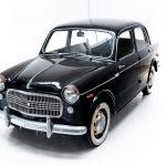 Fiat Millecento zwart-7404
