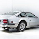 Lamborghini Jarama zilver-9645