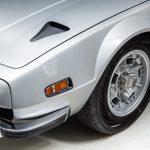 Lamborghini Jarama zilver-9685