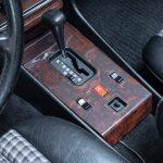 Mercedes SL cabrio grijs-8312