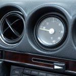 Mercedes SL cabrio grijs-8316