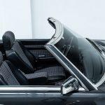 Mercedes SL cabrio grijs-8322