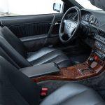 Mercedes SL600 zilver-8422