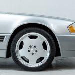 Mercedes SL600 zilver-8434