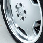 Mercedes SL600 zilver-8437