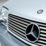 Mercedes SL600 zilver-8444